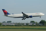 Delta Airbus A330-300 N805NW