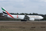 Emirates Airbus A330-200 A6-EAH