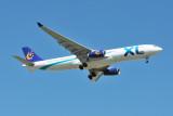 XL France / Iberworld  Airbus A330-300 EC-LEQ