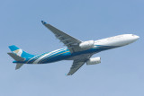 Oman Air Airbus A330-300 A4O-DD