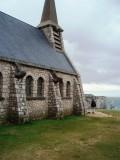 Passing a chapel