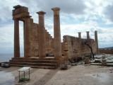 Temple of Athena Lindia