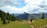 Mountain panorama
