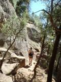 To Petroglyph Point