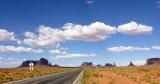 Highway panorama