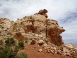 'Rock face'