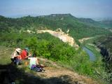 Panoramic picnic