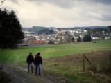 Leaving Troisvierges