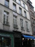 Porte St-Marcel Plaque