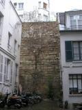 Wall in Courtyard