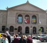 Art Institute of Chicago facade