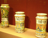 Art Institute of Chicago jars
