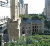 NoMI View - Chicago Water Tower Base