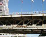 Architectural Boat Tour 3 - Michigan Ave Bridge