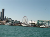 Architectural Boat Tour 7 - Navy Pier