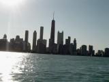 Chicago Skyline from Lake Michigan 2