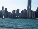 Chicago Skyline from Lake Michigan 3