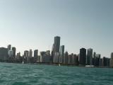 Chicago Skyline from Lake Michigan 4