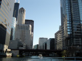 Sunday September 16th~Nomi's & Chicago Architectural Boat Tour