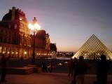 Nov 9 '07~Louvre & Café Marly