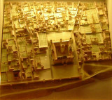 Model of Old Louvre