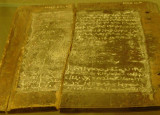 Ancient Tablet with Original Writing