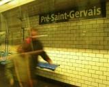 Pré-Saint-Gervais Métro