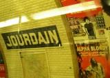 Jourdain Métro