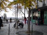 Place above Parc de Belleville