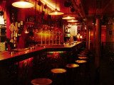 Cantada II - absinthe bar - No Reservations - 13, rue Moret