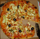 Toscane Pizza  - Takeout in Paris