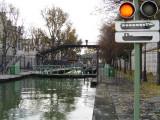 Bassin de la Villette at Place de la Bataille de Stalingrad