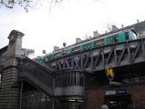 La Chapelle Station de Métro