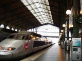 SNCF Trains in Gare du Nord