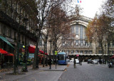 Gare du Nord Autumn