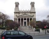 Zazie dans le M'tro - Car zooming 'round Eglise St-Vincent-de-Paul