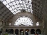Gare de l'Est Fan-Shaped Window