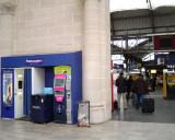 Amélie - Photomaton in Gare de l'Est