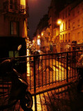 Rue Vinaigriers from Quai de Valmy