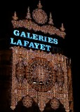 Galeries Lafayette - Christmas Lights