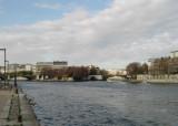 Seine from Port St Bernard