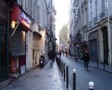 Sex & the City - Rue St-Andre-des-Arts