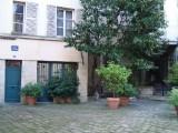 Giacometti's Atelier - 3, Cour de Rohan