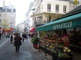Rue de Buci at rue Gregoire de Tours