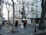 Place de Furstemberg - Henry Miller's Intellectual Trees