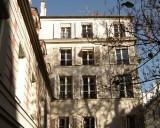 Place de Furstemberg - Age of Innocence - Mme Olenska's Apartment