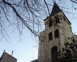 Eglise St-Germain-des-Pres  - Winter Trees