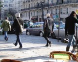 What the Men Are Wearing in St-Germain-des-Pres