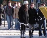 Cool Boots - Place St-Germain-des-Pres