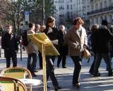 Place St-Germain-des-Pres